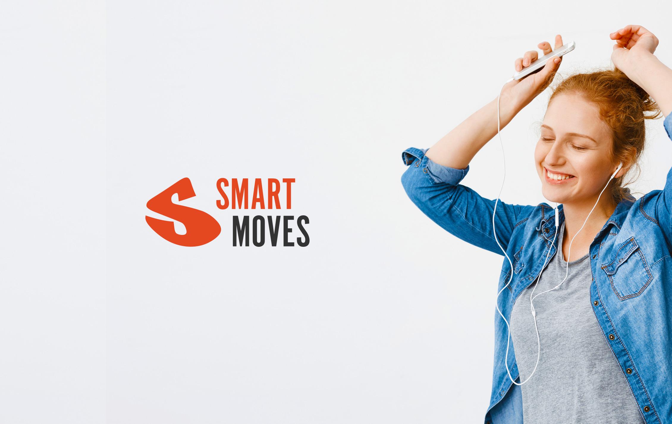 Smart Moves tyttö tanssii
