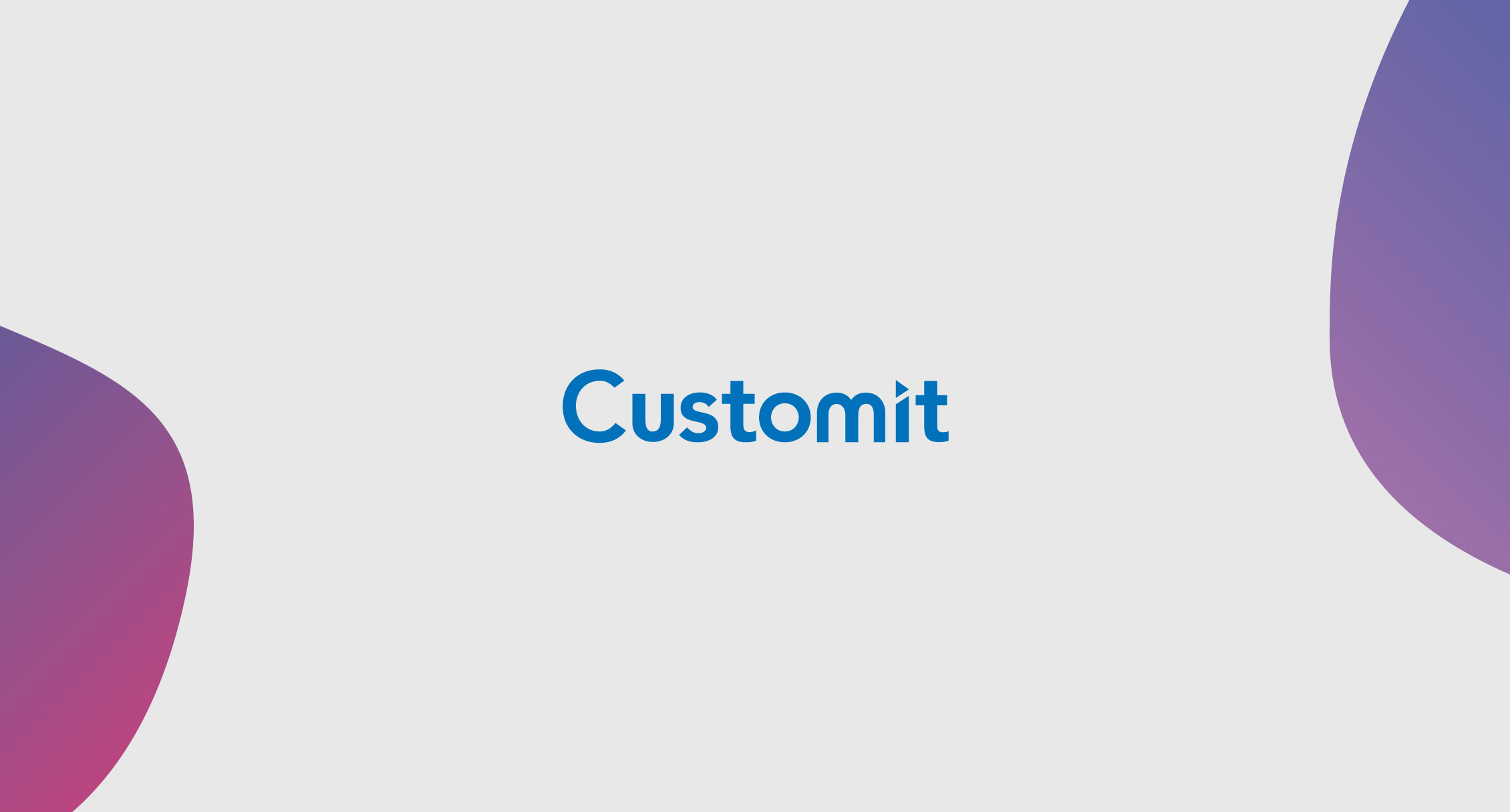 Customit logo.