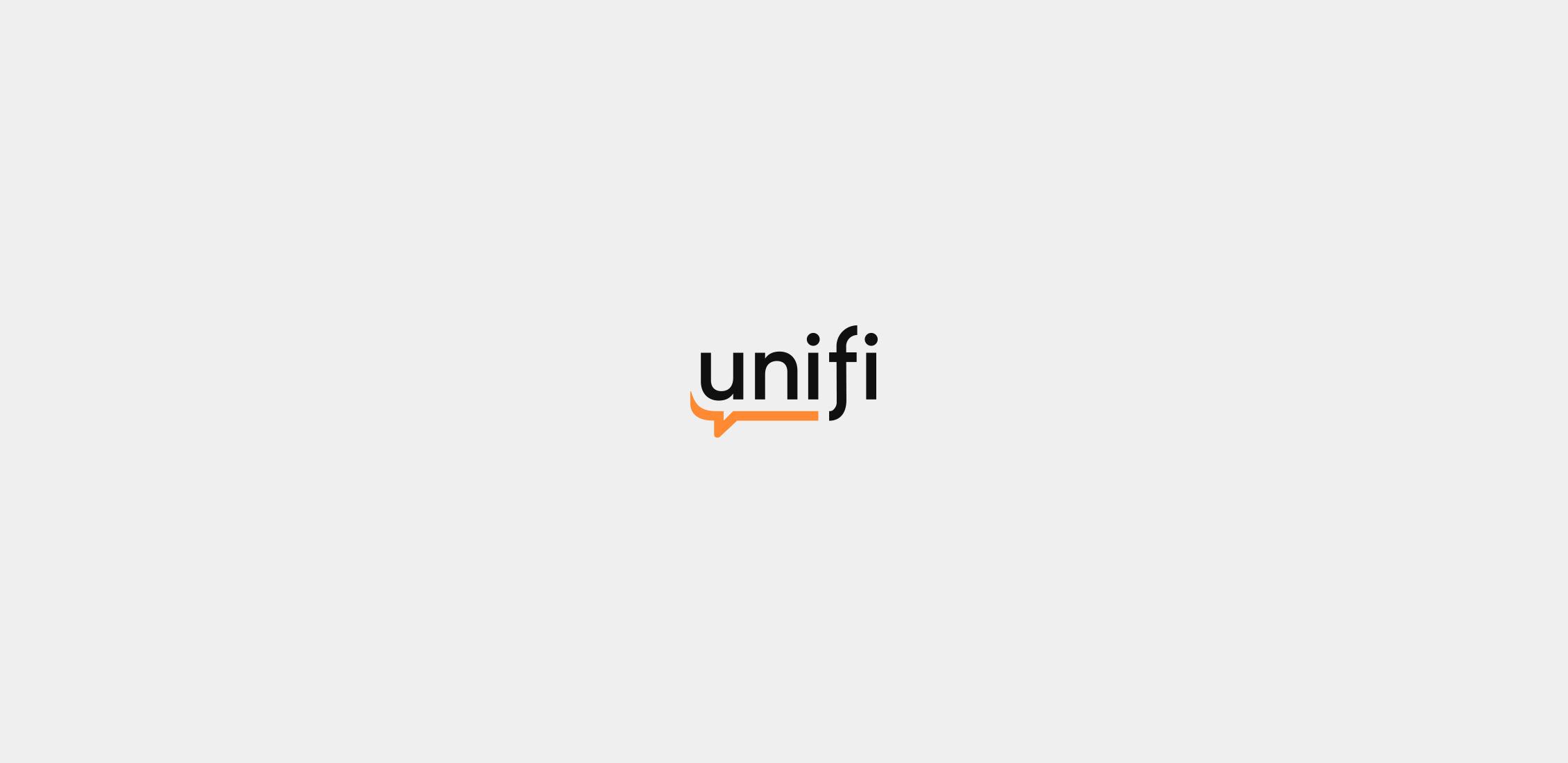 Unifin logo.