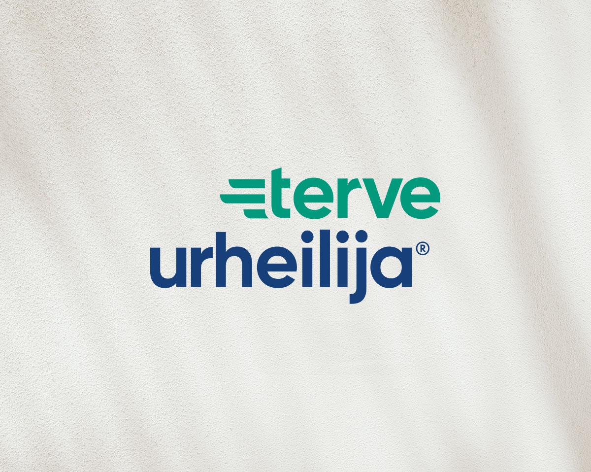 Logo for Terve urheilija